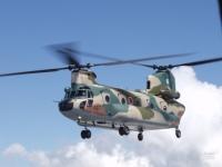ニュース画像:熊本・高遊原分屯地、7月にCH-47ヘリコプター体験搭乗 参加者募集