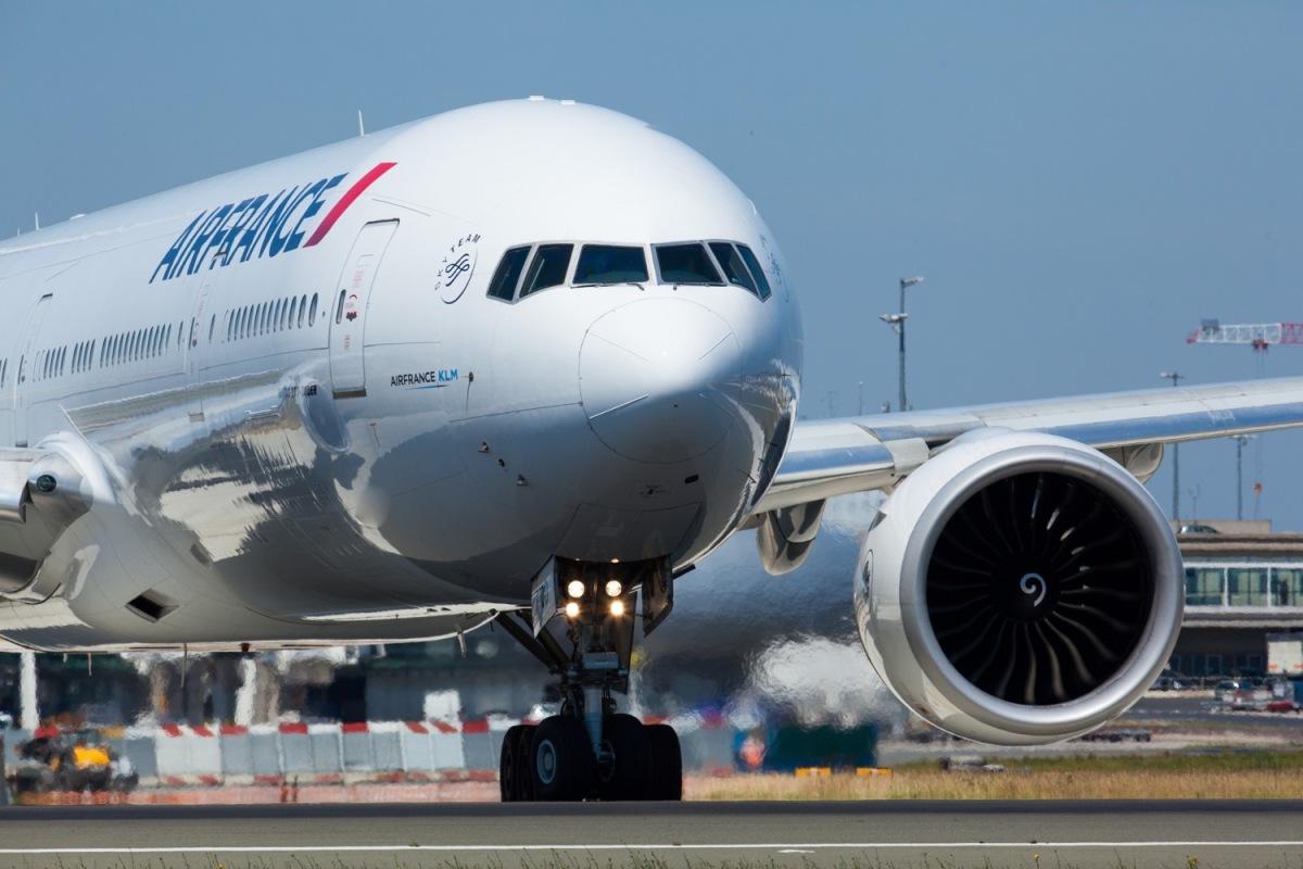 ニュース画像 1枚目:エールフランス航空 777-300