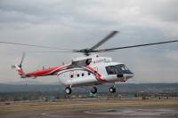 ニュース画像:ロシアン・ヘリコプターズ初、民間向け北極圏仕様Mi-8AMT製造