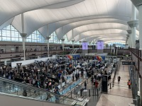 ニュース画像:デンバー国際空港、コンタクトレス生体認証ソリューションの導入を進める