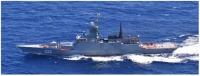 ニュース画像:海自P-3Cなど、ロシア海軍艦艇の宮古海峡と対馬海峡の航行を確認