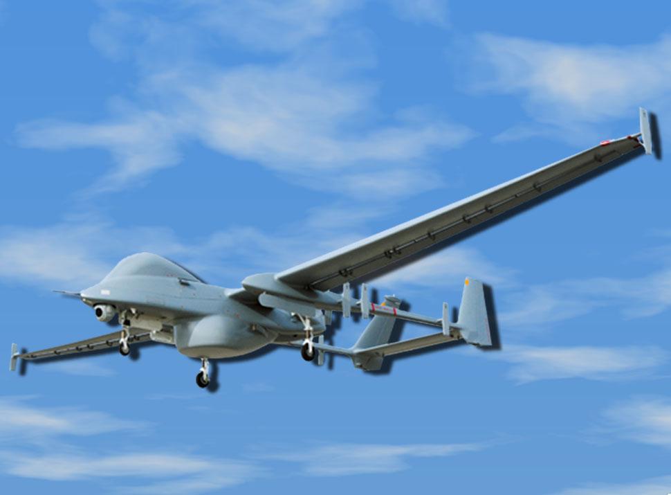ニュース画像 1枚目:IAI 「ヘロン」無人偵察機