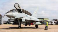 ニュース画像:RAFとカタール空軍のタイフーン合同飛行隊、飛行を開始