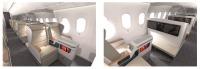 ニュース画像:ジャムコ、航空業界に清潔で衛生的なキャビン作りのための製品を提案
