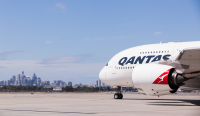 ニュース画像:カンタス航空、A380を3年は駐機へ