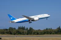 ニュース画像:厦門航空、成田/福州線の一部便を除く日本路線を全便運休 8月まで延長