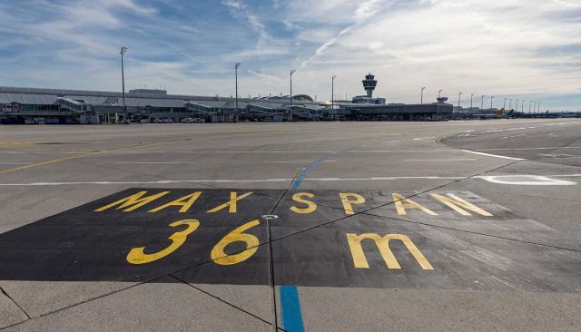 ニュース画像 1枚目:ミュンヘン空港ターミナル1