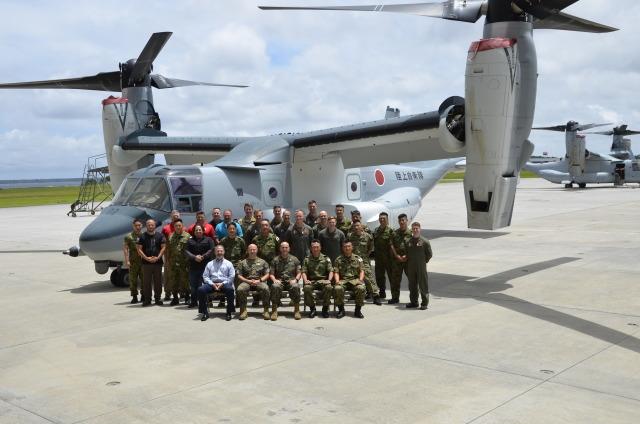ニュース画像 1枚目:輸送航空隊 V-22オスプレイ