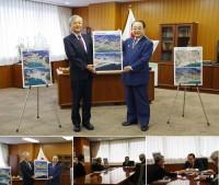ニュース画像:アジア航測、東日本大震災の復興を記録した航空写真を復興庁に提供
