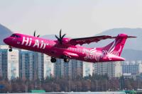 韓国のハイ・エア、ATR 72-500を2機追加購入 計4機にの画像