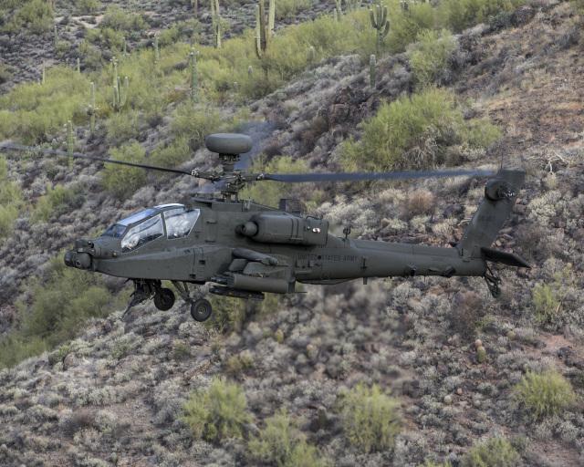 ニュース画像 1枚目:AH-64Eアパッチ・ガーディアン
