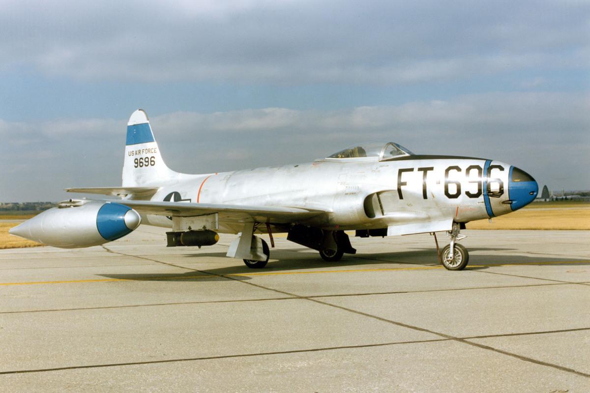 ニュース画像 1枚目:ロッキードF-80C