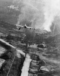 ニュース画像 2枚目:朝鮮戦争時のF-80戦闘シーン