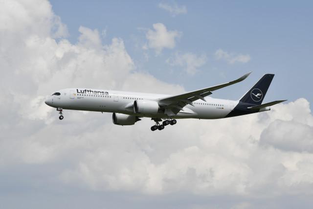 ニュース画像 1枚目:ルフトハンザドイツ航空