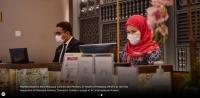 マレーシア航空、国内線ラウンジ再開で感染拡大予防対策を強化の画像