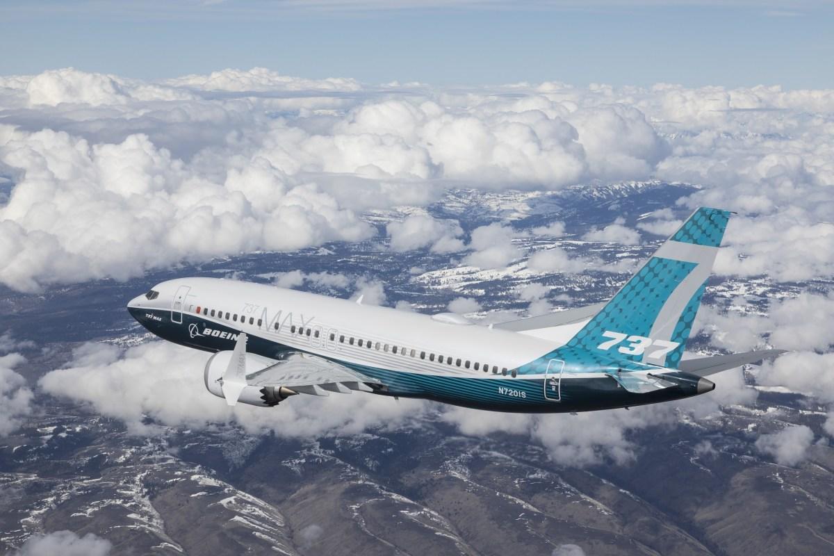 ニュース画像 1枚目:737-7-MAX
