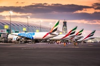 ニュース画像:エミレーツ、カイロやチュニスなど4路線を再開 7月就航地は52都市に