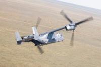 ニュース画像:横田基地、UH-60とCV-22で人員降下訓練 6月29日から4日間