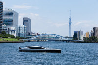 ニュース画像:羽田空港と竹芝を結ぶリムジンボート送迎サービス、7月から予約受付