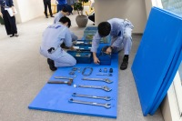 ニュース画像 4枚目:JA7008 解体作業