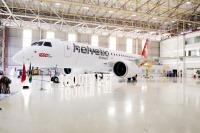 ニュース画像:エンブラエル、1,600機目のEジェットを納入