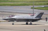 F-35リージョナル・デポ、運用始まる 小牧に「79-8704」到着の画像