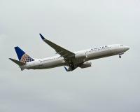 ニュース画像:ユナイテッド航空、8月の輸送量は前年比で40%まで拡大