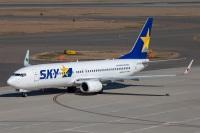 スカイマーク、7月17日から月末は1,908便運航 運休率は19%の画像