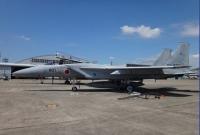 空自飛実団F-15J、初号機に「F-15導入40周年塗装」の画像