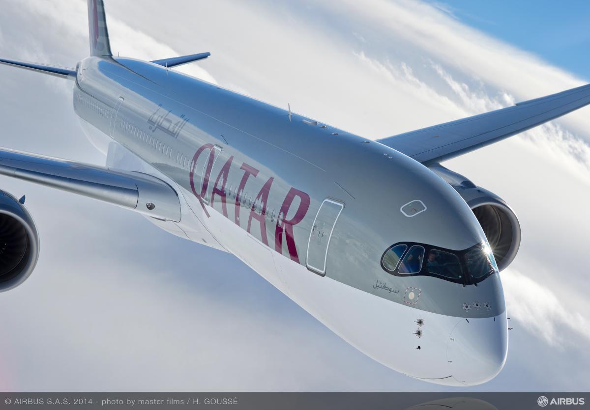 ニュース画像 1枚目:カタール航空 A350-941 「A7-ALA」