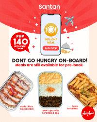 ニュース画像:フィリピン・エアアジア、機内食や手荷物で安全性と利便性を強化
