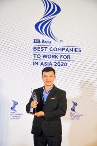 ニュース画像:ベトジェットエア、働きがいのあるアジアの会社トップ50社に 2回目