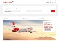 ニュース画像:オーストリア航空がウェブサイトをリニューアル、より便利に使いやすく