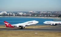 退役するカンタスの747、お別れフライトを3便運航への画像