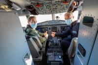 ニュース画像:ATR-42-600が認証飛行試験、中国での型式証明取得に向け