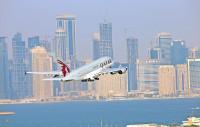 ニュース画像:カタール航空、ドーハ/バンコク線のA380を増便へ 10月末から最大1日3便