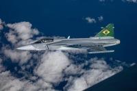 ニュース画像 2枚目:ブラジル空軍向けグリペン