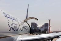 ニュース画像:サウディア・カーゴ、コロナの4カ月間で医療物資など7.5万トンを輸送