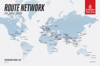 ニュース画像:エミレーツ・スカイカーゴ、就航地を100都市に拡大 コロナ需要に対応