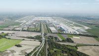 ニュース画像:ミュンヘン空港の上半期の旅客数65%減 、4月と5月は前年比1%
