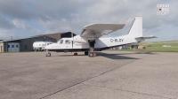 ニュース画像:ローガンエアー、世界最短の定期便路線を含むオークニー諸島運航で50周年
