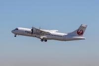 JAL国内線、8月は期首計画90%超を運航 2路線で運航再開 の画像