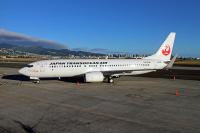 JTAとRAC、8月の沖縄路線を増便 期首計画比90%の便を運航の画像