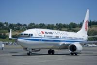 ニュース画像:ボーイング、中国国際航空から737を60機受注 2016年から納入