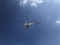 朝日航洋が運航する茨城県ドクターヘリが10周年、出動は約7,000回の画像