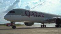ニュース画像:カタール航空、モルディブ線を運航再開 観光客の受入再開で