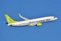 ニュース画像:ソラシドエア、8月1日に全便運航を再開