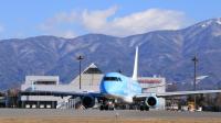 松本空港、7月20日からRNP-AR導入 就航率向上に期待の画像