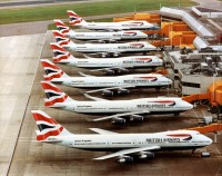 ニュース画像:ブリティッシュ・エアウェイズ、「空の女王」747を即時退役