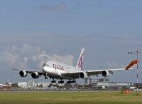 ニュース画像:カタール、コロナ禍でも持続可能な運航に注力 A380運航停止を継続